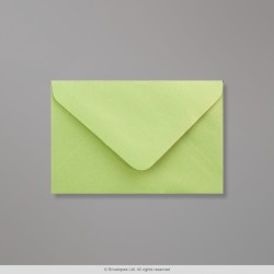 62x94 mm Lime Pearlescent Envelope