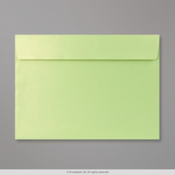 229x324 mm (C4) Lime Pearlescent Envelope