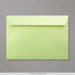 162x229 mm (C5) Lime Pearlescent Envelope