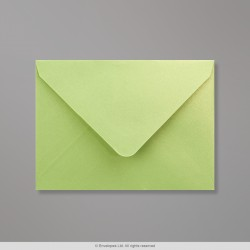 82x113 mm (C7) Lime Pearlescent Envelope