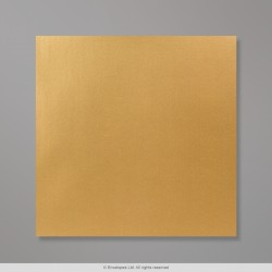 155x155 mm Gold Pearlescent Envelope