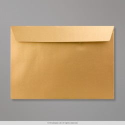 162x229 mm (C5) Gold Pearlescent Envelope