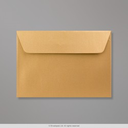 114x162 mm (C6) Gold Pearlescent Envelope