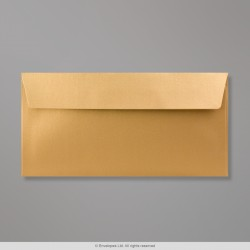 110x220 mm (DL) Gold Pearlescent Envelope