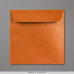 155x155 mm Copper Pearlescent Envelope