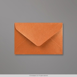 62x94 mm Copper Pearlescent Envelope