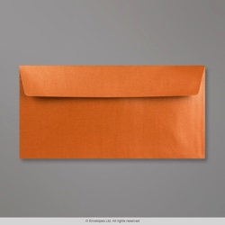 110x220 mm (DL) Copper Pearlescent Envelope