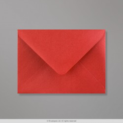 82x113 mm (C7) Cardinal Red Pearlescent Envelope