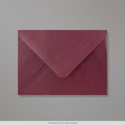 82x113 mm (C7) Aubergine Pearlescent Envelope