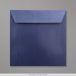 155x155 mm Midnight Blue Pearlescent Envelope