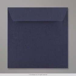 170x170 mm Midnight Blue Pearlescent Envelope