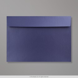 229x324 mm (C4) Midnight Blue Pearlescent Envelope