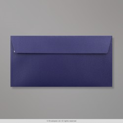 110x220 mm (DL) Midnight Blue Pearlescent Envelope