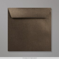 155x155 mm Bronze Pearlescent Envelope