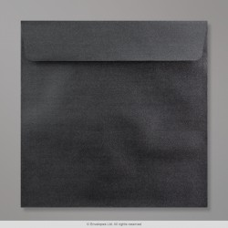 170x170 mm Slate Pearlescent Envelope