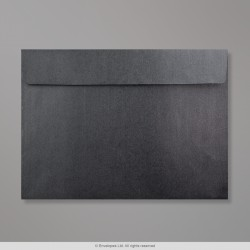 229x324 mm (C4) Slate Pearlescent Envelope
