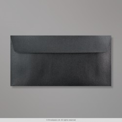 110x220 mm (DL) Slate Pearlescent Envelope