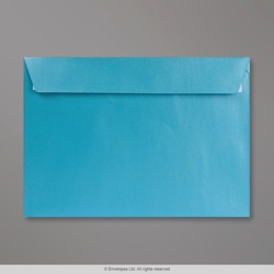 162x229 mm (C5) Baby Blue Pearlescent Envelope