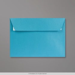 114x162 mm (C6) Baby Blue Pearlescent Envelope