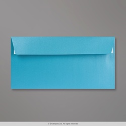 110x220 mm (DL) Baby Blue Pearlescent Envelope