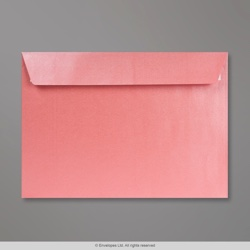 162x229 mm (C5) Baby Pink Pearlescent Envelope