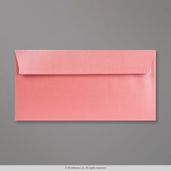 110x220 mm (DL) Baby Pink Pearlescent Envelope