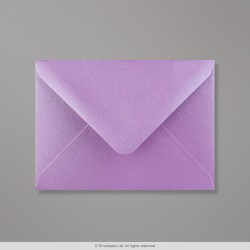 82x113 mm (C7) Lavender Pearlescent Envelope