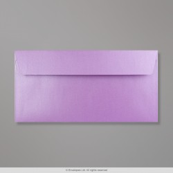 110x220 mm (DL) Lavender Pearlescent Envelope