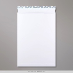 324x229 mm (C4) White Envelope