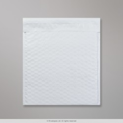 245x205 mm White Recyclable Bubble Bag