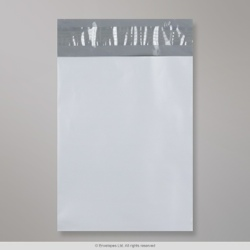 145x195 mm White Polyethylene Mailing Bag