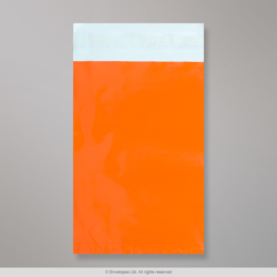 170x245 mm Orange Polyethylene Mailer Bag