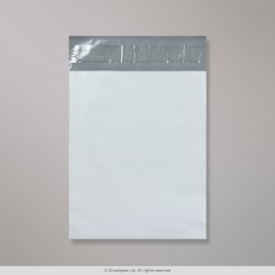 205x245 mm White Polyethylene Mailing Bag