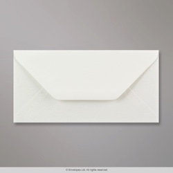 110x220 mm (DL) White Hammer Envelope, White Hammer, Gummed