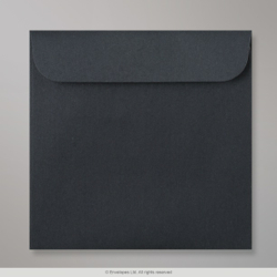 126x126 mm Black CD Envelope