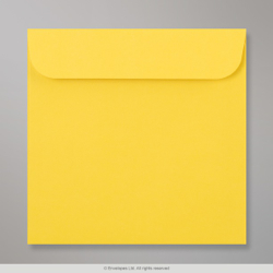 126x126 mm Dark Yellow CD Envelope