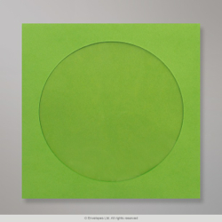 126x126 mm Green CD Envelope
