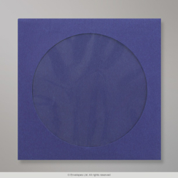 126x126 mm Navy Blue CD Envelope