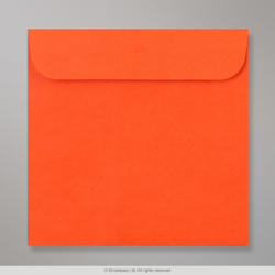 126x126 mm Orange CD Envelope