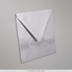 160x160 mm Silver Mirror Finish Envelopes