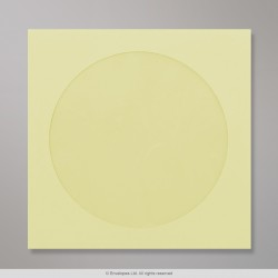 SE85YW - 85x85 mm Sobre Amarillo para CD