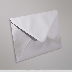 114x162 mm (C6) Silver Mirror Finish Envelopes