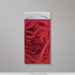 229x114 mm Red Foil Bags