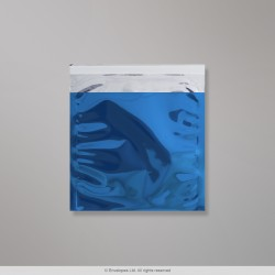 165x165 mm Blue Foil Bag