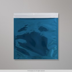 220x220 mm Blue Foil Bag