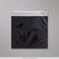 220x220 mm Black Foil Bag