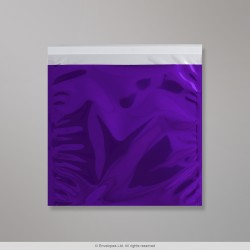 220x220 mm Purple Foil Bag