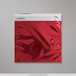 220x220 mm Red Foil Bag