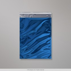 324x229 mm (C4) Blue Foil Bag