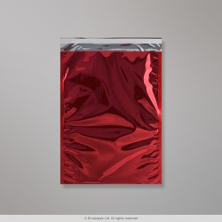324x229 mm (C4) Red Foil Bag